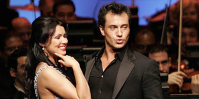 Anna Netrebko und Erwin Schrott