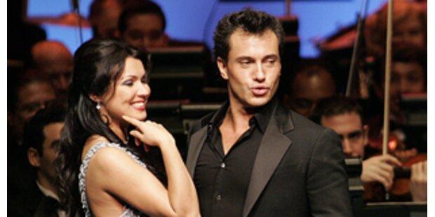 Netrebko-Verlobter als Figaro
