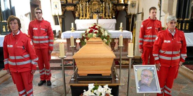Opfer des Wilderers beigesetzt