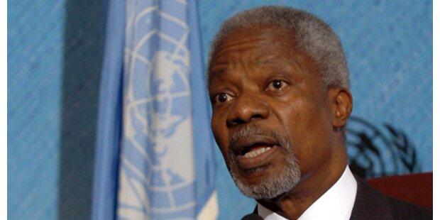 Olof-Palme-Preis für Kofi Annan