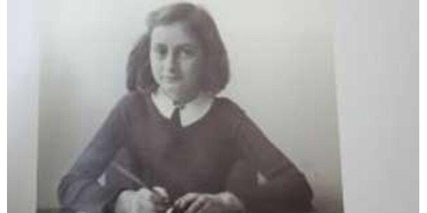 Neujahrsgrüße von Anne Frank entdeckt