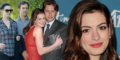 Anne Hathaway Betrüger Freunde
