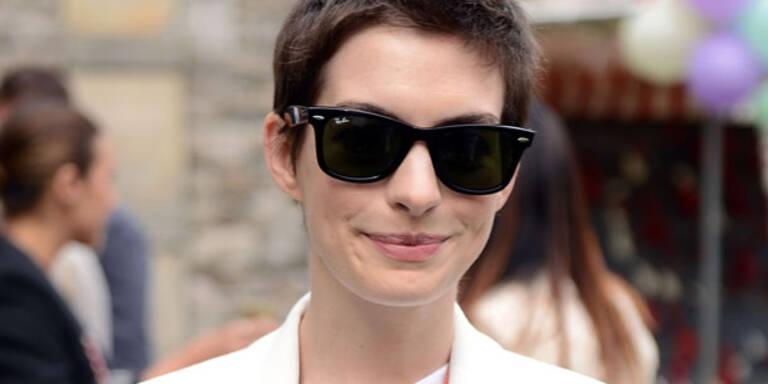 """Hathaway: """"Lebe von Radieschen & Hummus"""""""