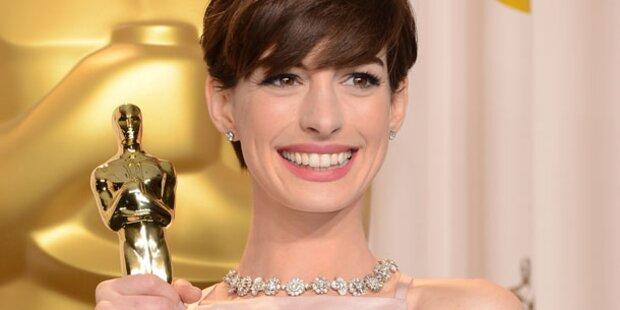 Anne Hathaway wird Laudatorin
