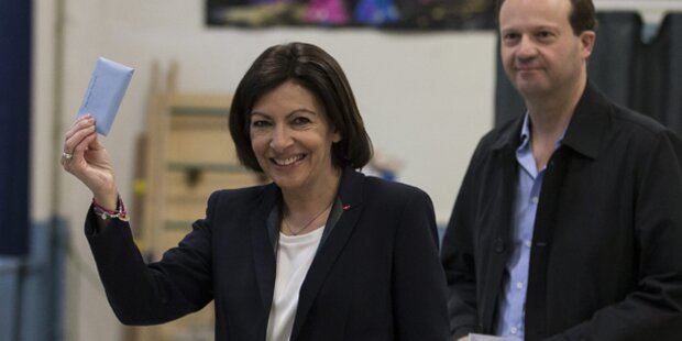 Erstmals regiert eine Frau Paris