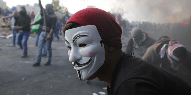 Anonymous hackt isländische Regierung