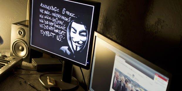 Anonymous legt größtes ISIS-Forum lahm