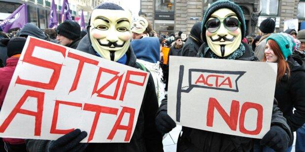 Anonymous-Countdown für Politiker-E-Mails