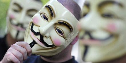 """""""Anonymus Salzburg"""" hacken sich in Politiker-Websites"""
