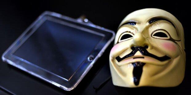 Gamescom: Anonymous warb um Mitglieder