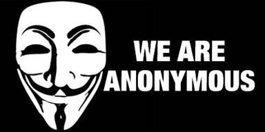 Sony verdächtigt Anonymous-Gruppe