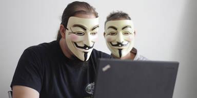 Anonymous droht Drogenkartell