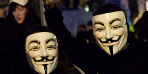 10 Jahre Haft für Anonymous-Hacker