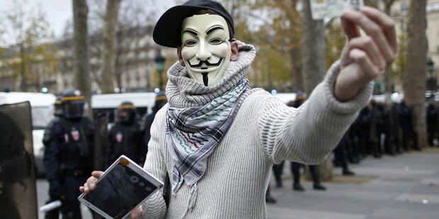 Anonymous macht gegen Trump ernst