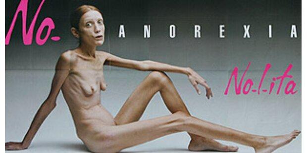 Anorexie-Gallionsfigur im Interview