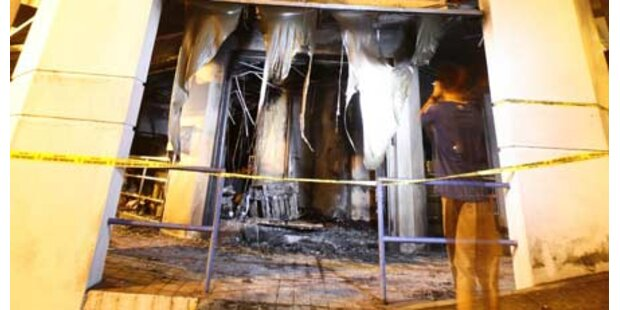Brandanschlag auf Kirche in Malaysia