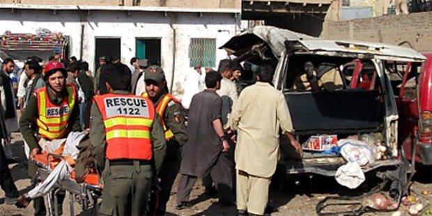 14 Zivilisten bei Anschlag getötet