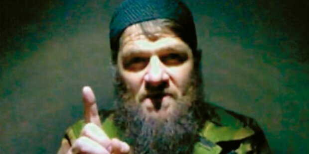 Umarow tötete zwei Österreicher