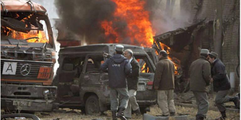 Doppelanschlag im Irak: Über 70 Tote