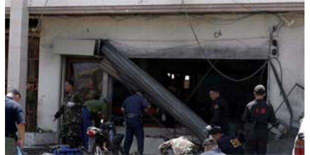 Bombenanschlag auf Café in Istanbul