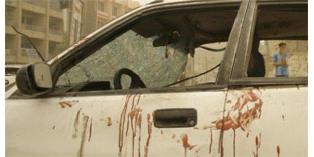 Doppelanschlag reisst 13 Menschen in den Tod