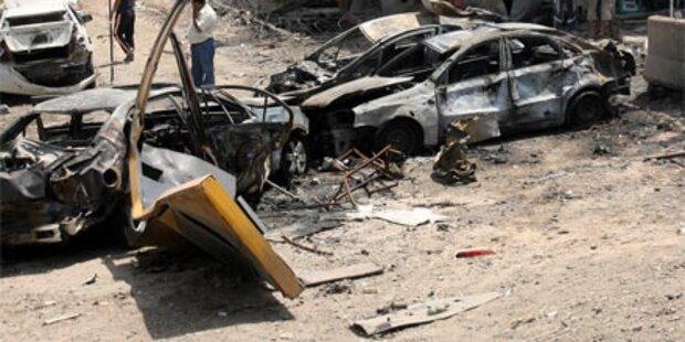 Tote bei Anschlag auf Schiiten in Bagdad