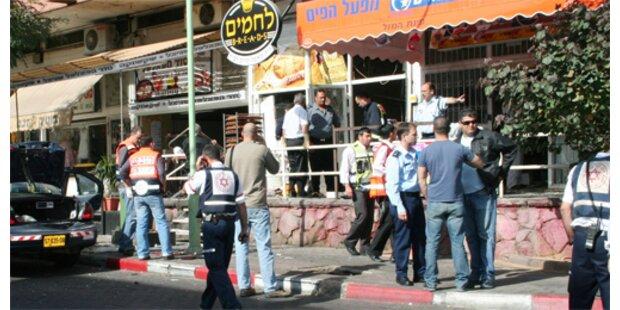 Selbstmörder tötet in Eilat drei Menschen