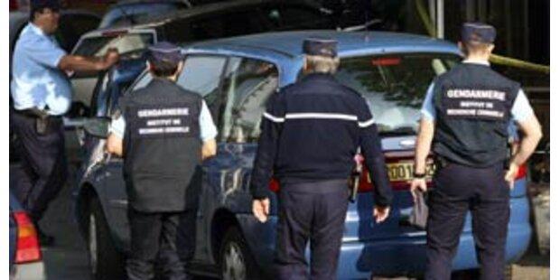 Polizei nimmt mutmaßliche ETA-Mitglieder fest