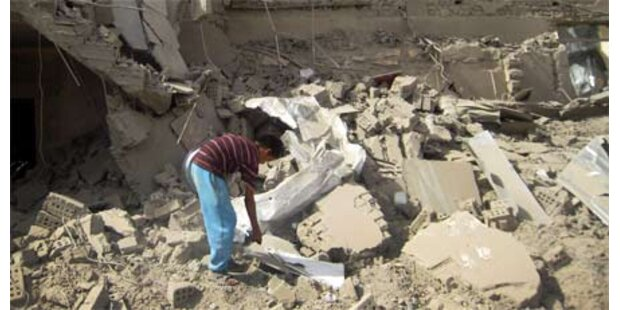 Fünf Tote bei Autobombenanschlag im Irak