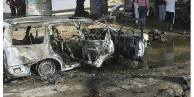 Anschlagsserie im Irak - 16 Tote