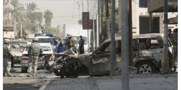 Polens Botschafter im Irak bei Anschlag verletzt