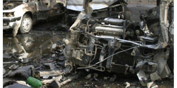 30 Tote bei Terroranschlägen im Irak