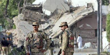 Anschlag Pakistan