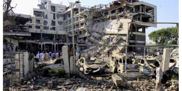 18 Tote bei Anschlag auf Luxushotel