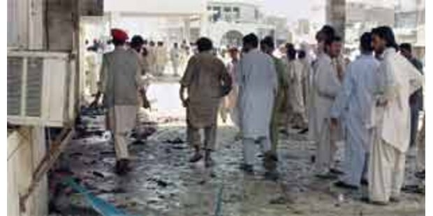 23 Tote bei Bombenanschlag auf Krankenhaus