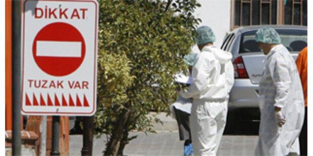Handgranaten-Anschlag in Istanbul