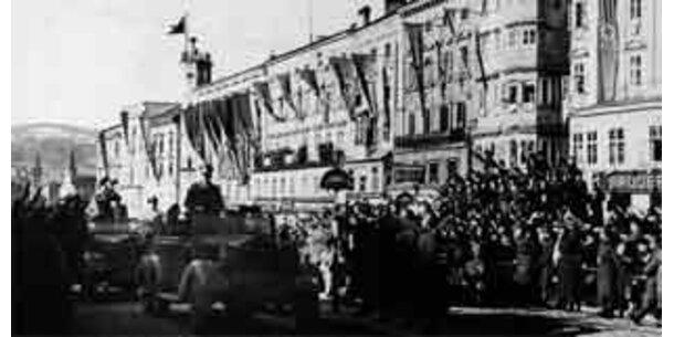 """Jedem zweiten Österreicher sagt """"März 1938"""" nichts"""