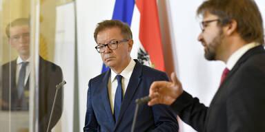 Anschober warnt: Kapazitätsgrenzen Mitte November erreicht