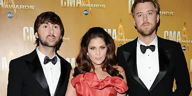 Countryband ist Favorit bei Grammys