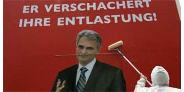 ÖVP greift Faymanns Entlastungspaket an
