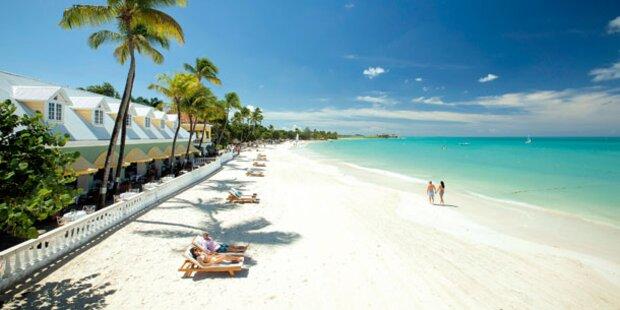 So verliebt in die Karibik