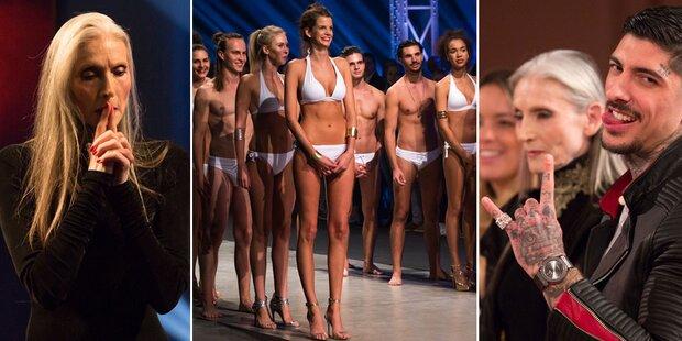 Austrias Next Topmodel Jury
