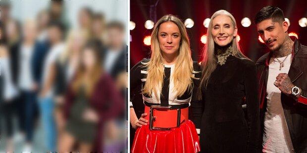 Austria's Next Topmodel: Panne zeigt Umstyling!