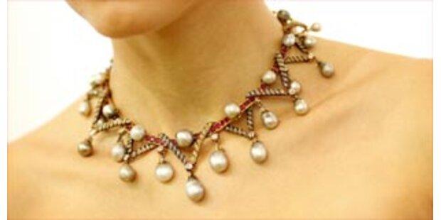 Marie Antoinettes Perlen werden versteigert