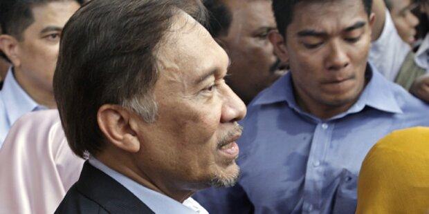 Malaysia: Oppositionsführer freigesprochen