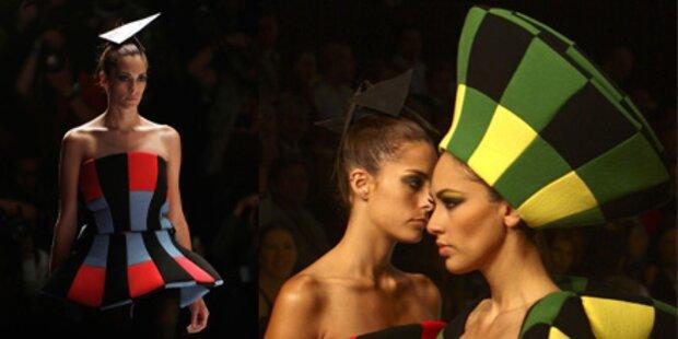 Überirdisch schöne Fashion-Statements