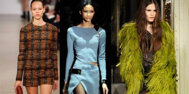 Mode-Megastars - die Trends der Großen
