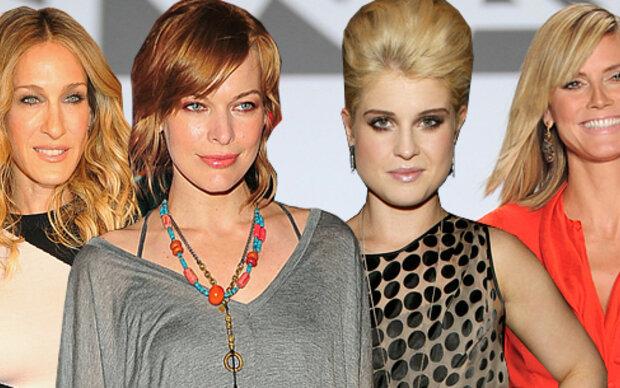 Heidi & Co. erobern Fashionweek