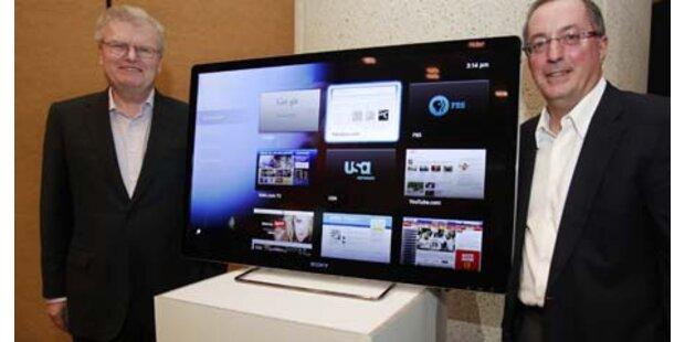 Massiver Widerstand gegen Google TV
