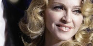 Madonna engagiert
